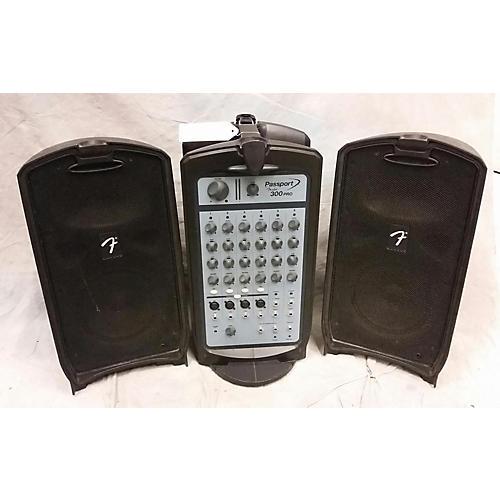 Fender Passport 300 Pro Sound Package-thumbnail