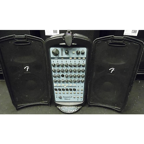 Fender Passport 500 Pro Sound Package-thumbnail