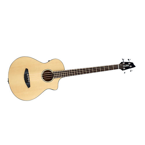 Breedlove Passport Acoustic-Electric Bass Natural