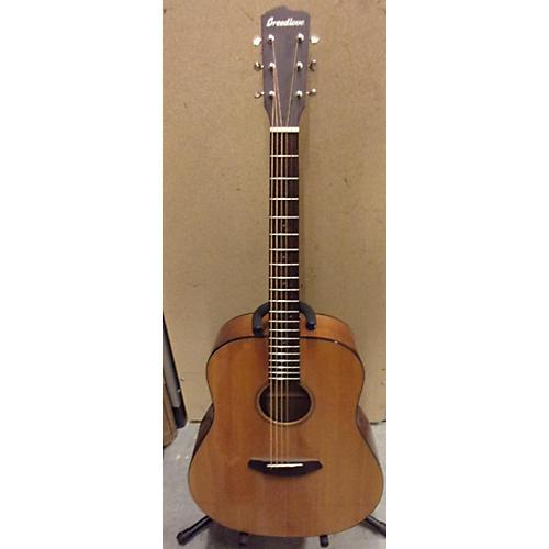 Breedlove Passport Antique Natural Acoustic Bass Guitar