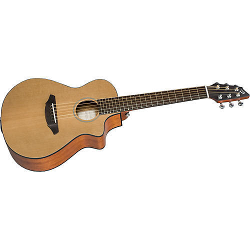 Breedlove Passport C250/CMe, T Travel Acoustic-Electric Guitar