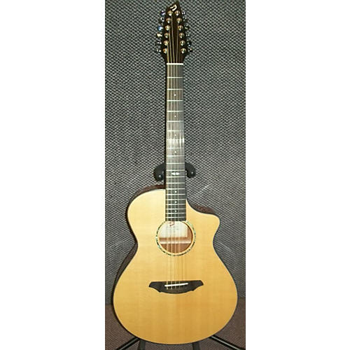 Breedlove Passport C250/SME12 12 String Acoustic Electric Guitar-thumbnail