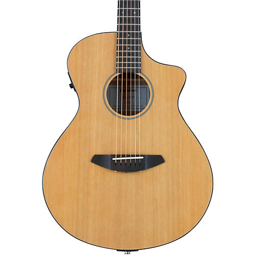 Breedlove Passport Concert Acoustic- Electric Guitar Natural