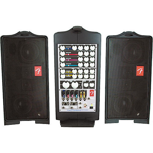 Fender Passport Deluxe PD-250 Portable PA