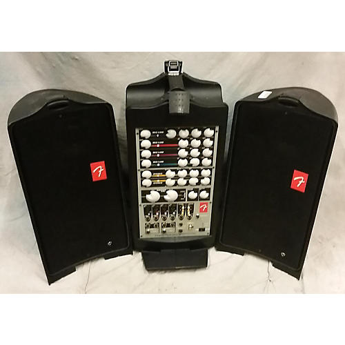 Fender Passport Deluxe PD250 Sound Package-thumbnail