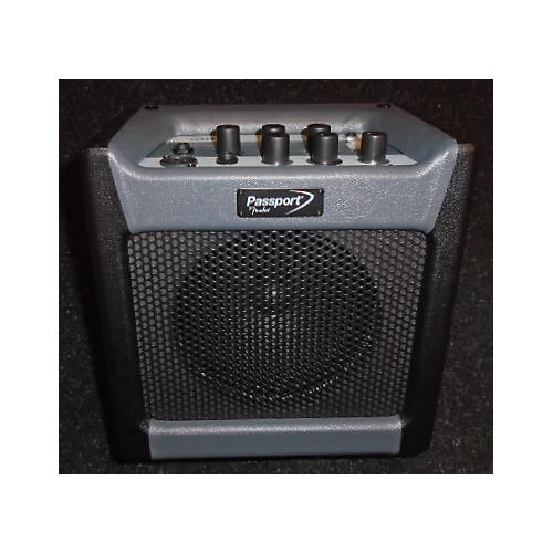 Fender Passport Mini 7W 1X8 Battery Powered Acoustic Guitar Combo Amp-thumbnail