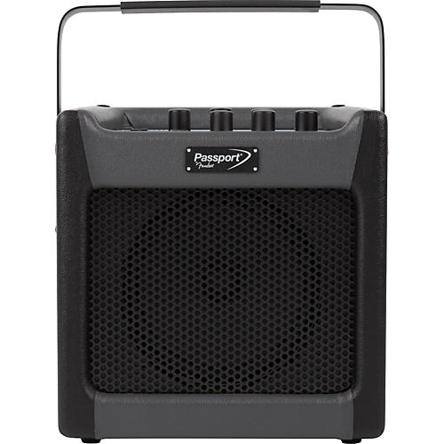 Fender Passport Mini 7W 1x8 Battery Powered Acoustic Guitar Combo with Effects-thumbnail