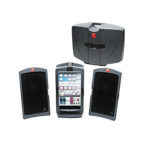 Fender Passport P-80 Portable PA System-thumbnail