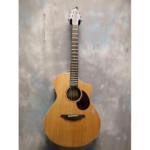 Breedlove Passport PLUS C250/SBE Acoustic Electric Guitar Natural