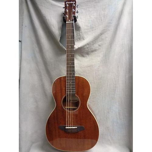 Breedlove Passport Parlor Mahgony Acoustic Electric Guitar-thumbnail