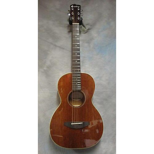 Breedlove Passport Parlor Mahogany Acoustic Electric Guitar