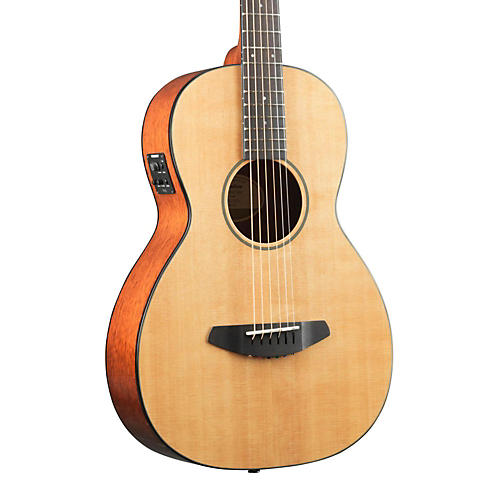 Breedlove Passport Parlor Satin Sitka Spruce Top Acoustic-Electric Guitar