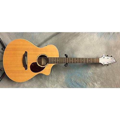 Breedlove Passport Plus C250/SRE Natural Acoustic Electric Guitar-thumbnail