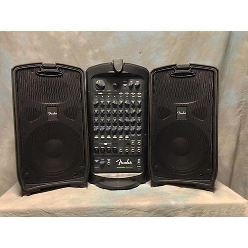 Fender Passport Venue Sound Package-thumbnail