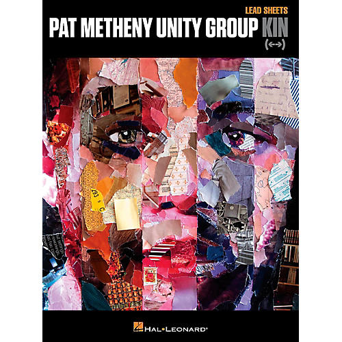 Hal Leonard Pat Methany Unity Group - Kin-thumbnail