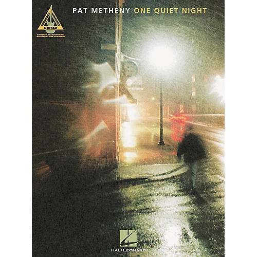Hal Leonard Pat Metheny One Quiet Night Guitar Tab Songbook-thumbnail