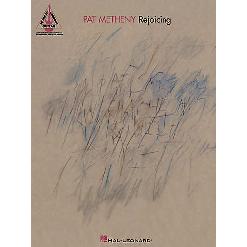 Hal Leonard Pat Metheny Rejoicing Guitar Tab Songbook-thumbnail