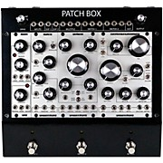 Pittsburgh Modular Synthesizers Patch Box FX1 Modular Eurorack Multi-Effects Pedal System