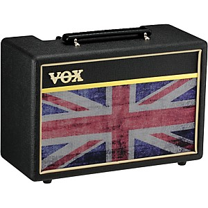Vox Pathfinder 10 10 Watt 1x6.5 Limited Edition Union Jack Guitar Combo Amp by Vox