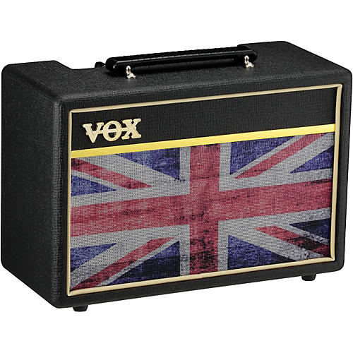 Vox Pathfinder 10 10W 1x6.5 Limited Edition Union Jack Guitar Combo Amp-thumbnail