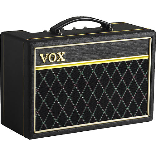 vox pathfinder 10w bass combo amp black guitar center. Black Bedroom Furniture Sets. Home Design Ideas
