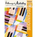 Alfred Pathways to Artistry Technique Book 1-thumbnail