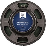 "Eminence Patriot Cannabis Rex 12"" 50W Guitar Speaker with Hemp Cone"