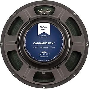 Eminence Patriot Cannabis Rex 12 inch 50 Watt Guitar Speaker with Hemp Cone
