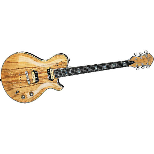 Michael Kelly Patriot Limited Spalted Maple Top Electric Guitar-thumbnail
