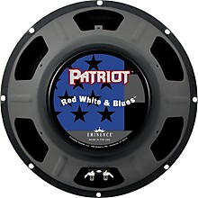 Eminence Patriot Red White and Blues 120W Guitar Speaker