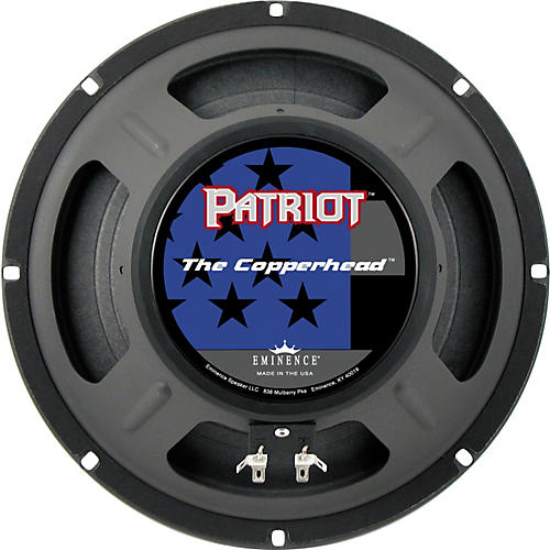 Eminence Patriot The Copperhead 10