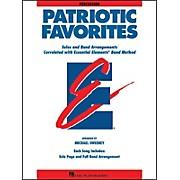 Hal Leonard Patriotic Favorites Percussion