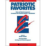 Hal Leonard Patriotic Favorites Tuba