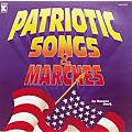 Kimbo Patriotic Songs And Marches Cassette/Guide-thumbnail