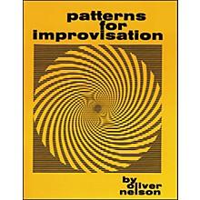 Jamey Aebersold Patterns for Improvisation Book