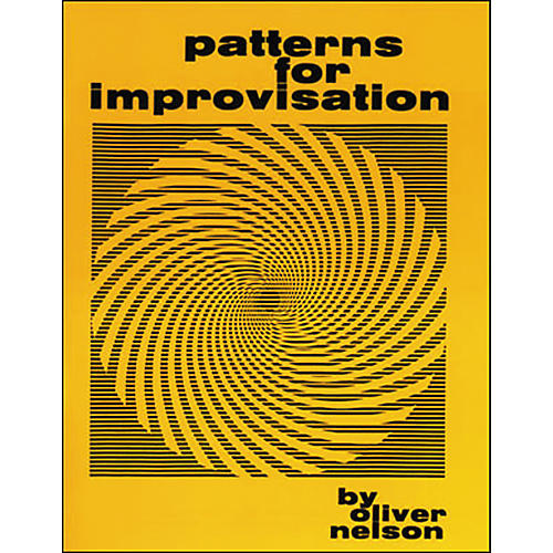 Jamey Aebersold Patterns for Improvisation Book-thumbnail