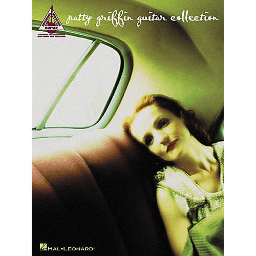 Hal Leonard Patty Griffin Guitar Collection Guitar Tab Book-thumbnail