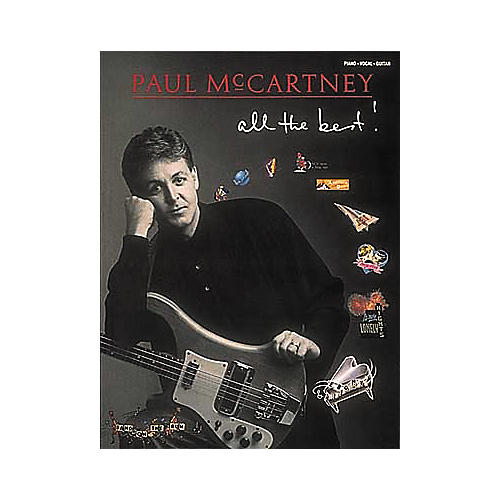 Hal Leonard Paul McCartney - All The Best Piano/Vocal/Guitar Artist Songbook-thumbnail