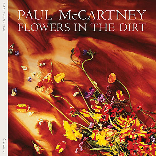 Universal Music Group Paul McCartney - Flowers In The Dirt 4CD (Deluxe Editiion with DVD)-thumbnail