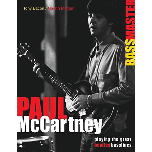 Backbeat Books Paul McCartney Bass Master-thumbnail