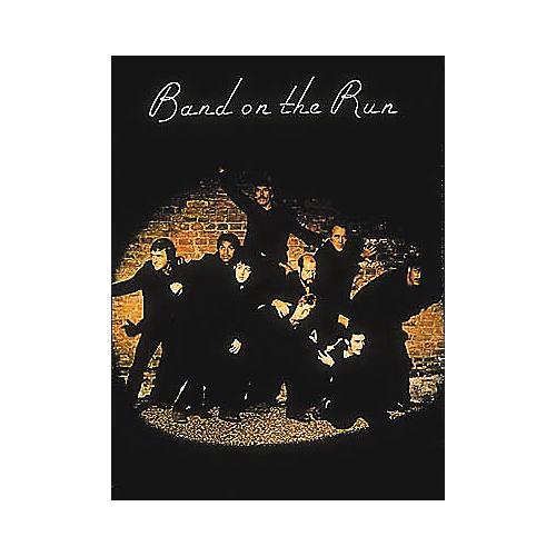 Hal Leonard Paul McCartney/Wings Band On the Run Piano/Vocal/Guitar Artist Songbook