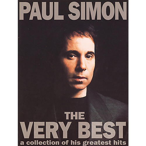 Music Sales Paul Simon  The Very Best Piano, Vocal, Guitar Songbook-thumbnail