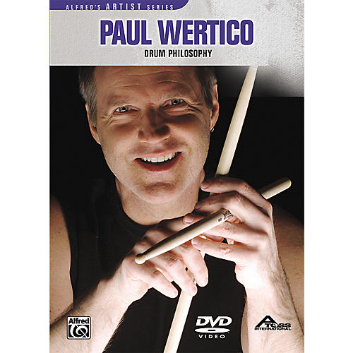 Alfred Paul Wertico - Drum Philosophy DVD-thumbnail