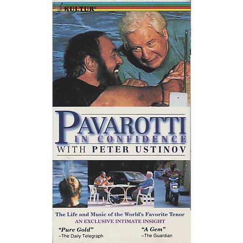 Kultur Pavarotti in Confidence Video-thumbnail