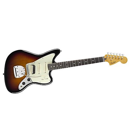 Fender Pawn Shop Jaguarillo Electric Guitar 3-Color Sunburst Rosewood Fingerboard