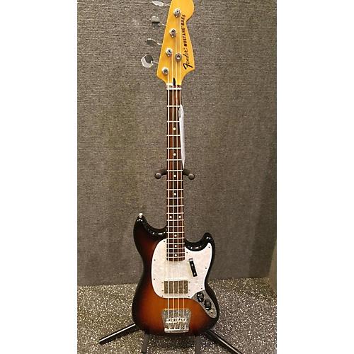 Fender Pawn Shop Mustang Bass Electric Bass Guitar
