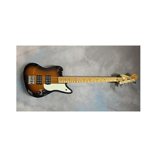 Fender Pawn Shop Reverse Jaguar Electric Bass Guitar