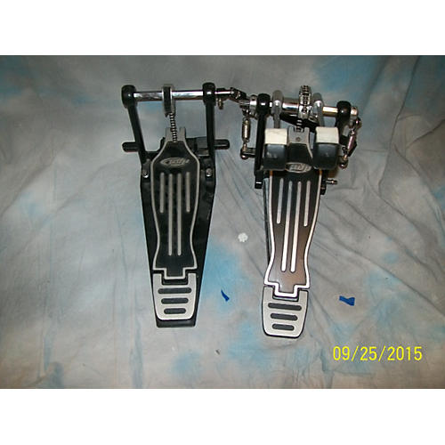 PDP by DW Pddp402 Double Bass Drum Pedal-thumbnail