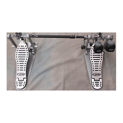 PDP by DW Pddp502 Double Bass Drum Pedal-thumbnail