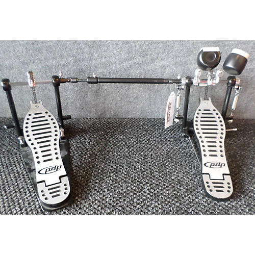 PDP by DW Pddp502 Double Bass Drum Pedal-thumbnail